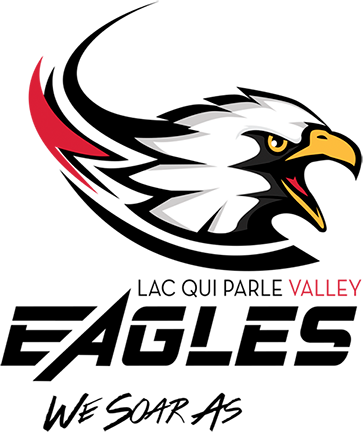 lac qui parle valley eagles, we soar as one
